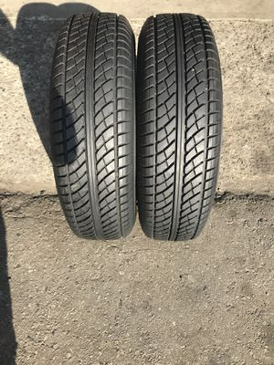 Trans master trailer tires 205-75-14 for Sale in Jersey City, NJ