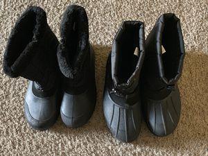 Snow/ Rain Boots for Sale in San Ramon, CA
