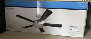 "Litex Titan 52"" Ceiling Fan. BRAND NEW!!! Never opened! for Sale in Tracy, CA"