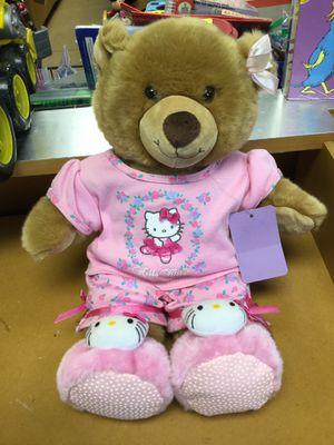 Build A Bear Hello Kitty for Sale in Marlboro Township, NJ