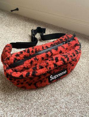 Supreme Animal Print Waist Bag for Sale in Houston, TX