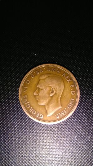 1947 English Halfpenny for Sale in Florida, MA
