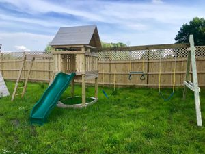 New Swingset w/ Warranty for Sale in Newark, OH