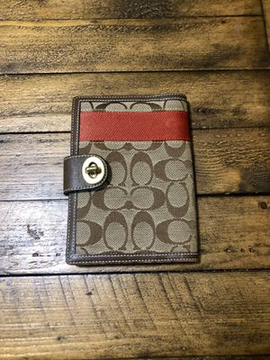 Coach Address Book Wallet for Sale in Houston, TX