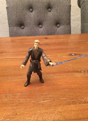 Star Wars Attack of the Clones Anakin Skywalker 2004 action figure loose complete for Sale in Puyallup, WA