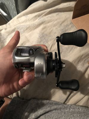 Shimano reel and lure for Sale in Modesto, CA