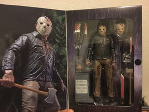 Jason Voorhees Friday the 13th action figure for Sale in Rialto, CA