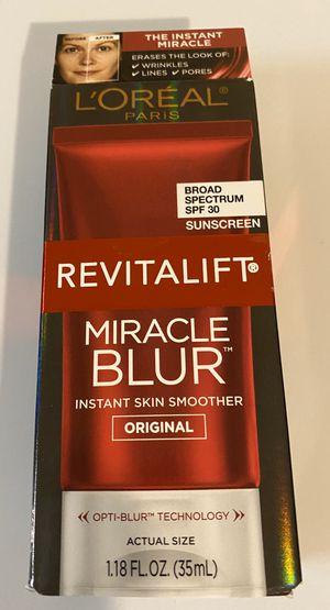 L'Oréal Paris Revitalift Miracle Blur $10! for Sale in Surprise, AZ