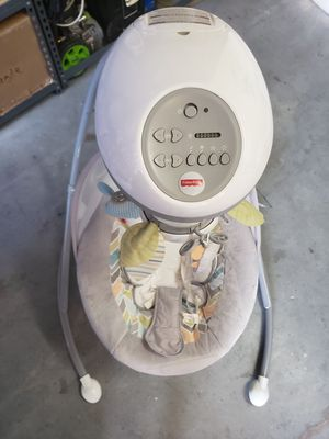 Fisher-Price Sweet Snugapuppy Dreams Cradle 'n Swing for Sale in Miami, FL