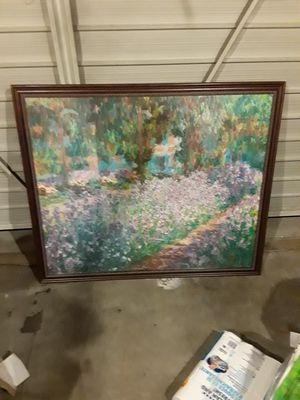 Big painting for Sale in Stockton, CA