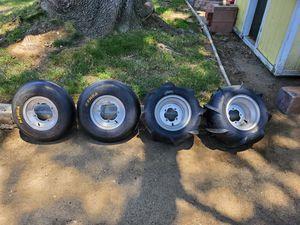 Yamaha sand tires on wheels for Sale in Sylmar, CA
