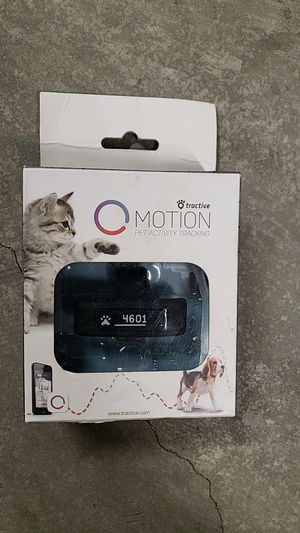 Pet motion activity tracker for Sale in Chula Vista, CA
