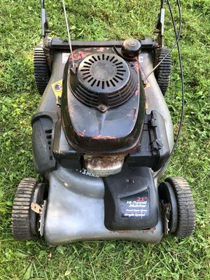Craftsman Lawn Mower Self-Propelled for Sale in Gaithersburg, MD