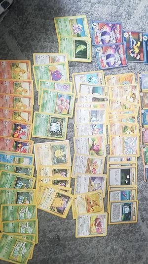 Pokemon cards for Sale in Albuquerque, NM