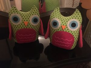 Owl Baby Room Decor for Sale in Glenarden, MD