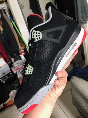 "Jordan 4 ""Bred"" 2012 Pair Size 11 VNDS for Sale in Miami, FL"