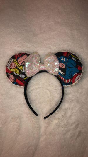 Avengers Handmade Disney Ears for Sale in Garden Grove, CA