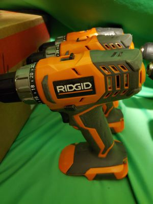RIDGID GEN4X CORDLESS DRILL TOOL ONLY for Sale in Beaumont, CA