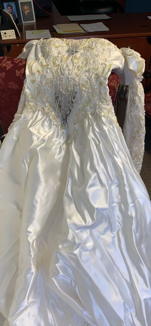 Wedding dress for Sale in Palm Harbor, FL