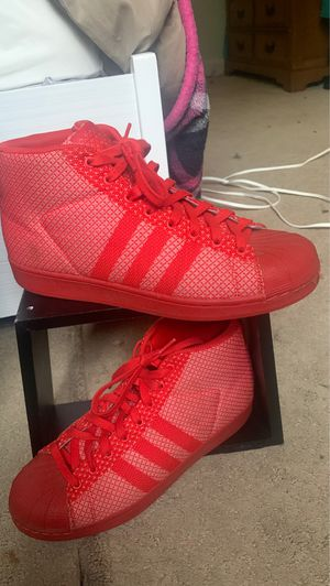 Adidas Originals Pro Model Shoes Men's 8.5 for Sale in Lochearn, MD