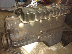 4.0 L Jeep engine for rebuild or parts for Sale in Tacoma, WA
