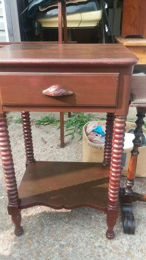 Have to neat antique tables in great condition for Sale in St. Louis, MO
