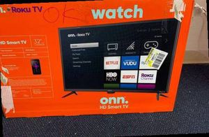 "New ONN ROKU 32"" Smart Tv! Open box w/ warranty 8D for Sale in Chino, CA"