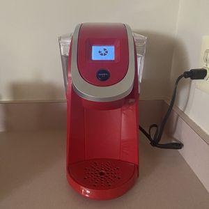 Red Keurig 2.0 for Sale in Springfield, VA