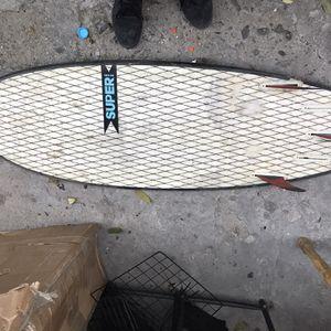 Surfboard Superbrand Fling Board 5.2 ,,, 27 Liter for Sale in Seattle, WA