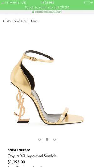 Optimism Ysl heels for Sale in Philadelphia, PA