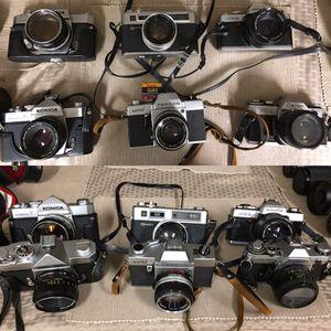 Vintage Film Cameras for Sale in Alexandria, VA
