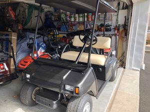 Clubcar gas cart for Sale in East Haven, CT