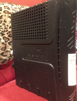 Arris Cable Modem for Sale in Beverly Hills,  CA