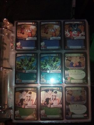 Dragon Ball z cards for Sale in Clovis, CA