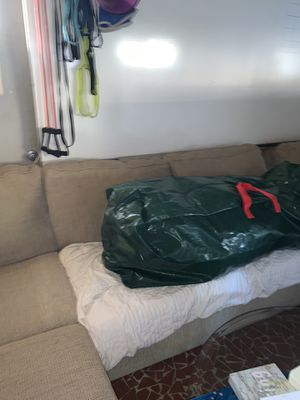 Big sectional couch for Sale in Pinellas Park, FL