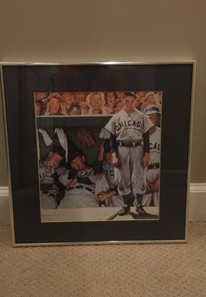 Cubs - Norman Rockwell for Sale in Chicago, IL