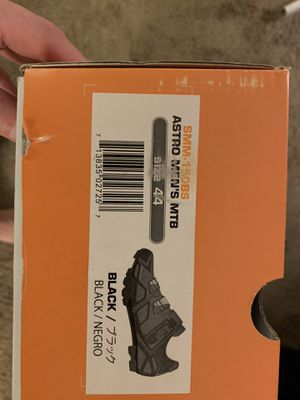 Serfas Clip in mountain bike shoes for Sale in San Diego, CA