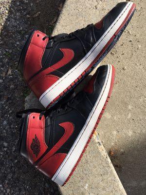 """Jordan 1 """"Bred"""" for Sale in Wenatchee, WA"""