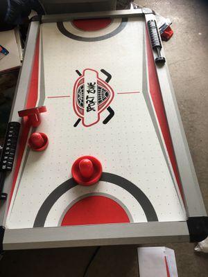 Tabletop Air Hockey Table for Sale in Culpeper, VA