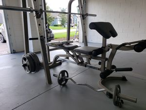 Powerhouse cage home gym system for Sale in Orlando, FL