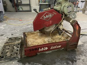 MK Brick saw Works great. for Sale in Pasco, WA