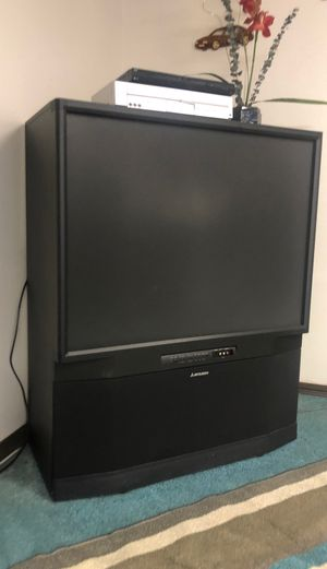 Mitsubishi TV for Sale in Happy Valley, OR