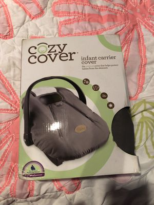 Car seat cover for Sale in Waite Hill, OH