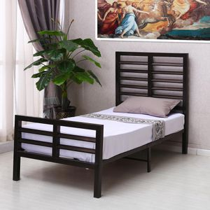 "Metal Twin Bed, ""WAREHOUSES CLOSEOUTS SALE UP TO 70% OFF"" for Sale in The Bronx, NY"