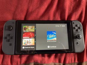 Nintendo Switch Used (Bundle) for Sale in Hawthorne, CA