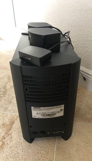 Bose 2 speaker system for Sale in Plantation, FL