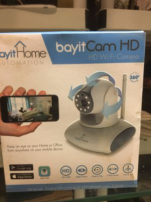 Bayit HD Wi-Fi Camera for Sale in Palmdale, CA