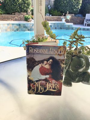 """My Lives"" by Roseanne Arnold (signed edition) for Sale in Riverside, CA"