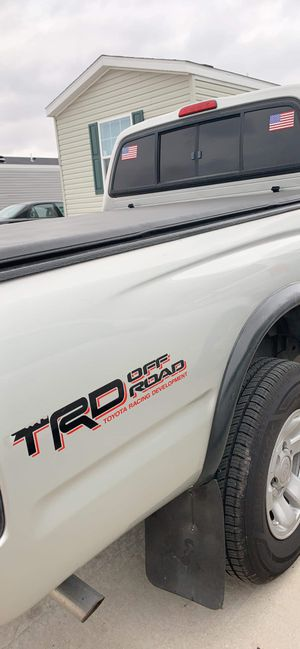 Hello I'm selling my Toyota Tacoma it has 231000miles on it Still run drive . look.sound like negnd owner.new mufflerl for Sale in Champaign, IL