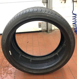 1 P255/35R19 Pirelli PZero RunFlat Tire for Sale in Darien, CT
